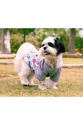 pijama para cachorro snoopy roupa para cachorro