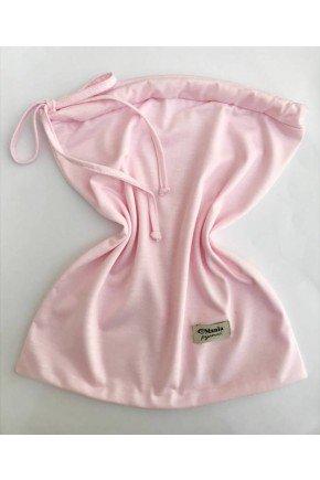porta pijamas rosa bebe 2