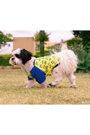 pijama para cachorro minions roupa para cachorro 7