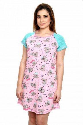 camisola feminina manga curta coala 6