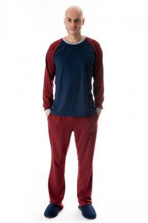 pijama masculino inverno flanelado masculino adulto 01