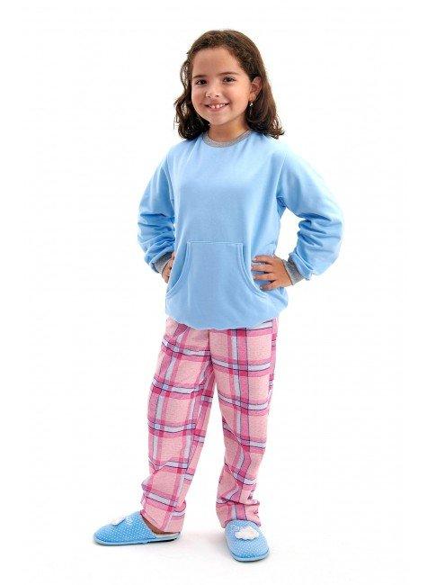 pijama infantil flanelado menina feminino infantil mania pijamas 2