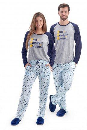 kit pijamas inverno para casal modelo familia 2021 mania pijamas 2