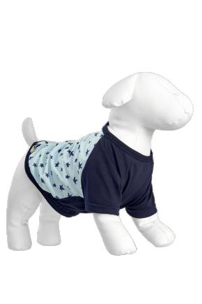 pijama para cachorro e dono estampa estrelas familia 2021 mania pijamas 3